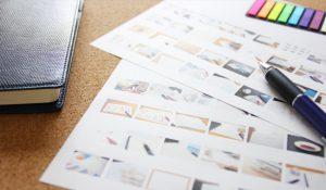 Kohana H&B合同会社 事業案内 名刺やチラシのデザイン作成